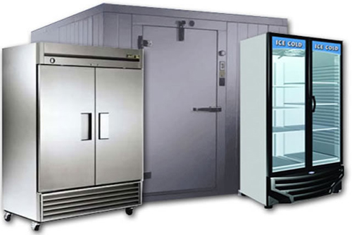 refrigeration servicing